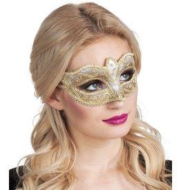 boland masker venetiaans goud