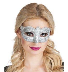 boland masker venetiaans zilver