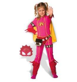 Mega Mindy verkleedpak inc masker 3-5jaar