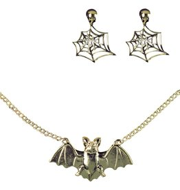 WITCH SET - NECKLACE AND EARRINGS