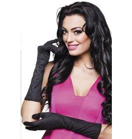 boland zwarte handschoenen 40 cm