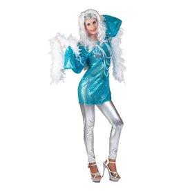 Funny Fashion Disco babe