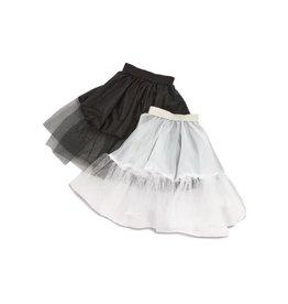 funny fashion/espa Zwarte Petticoat