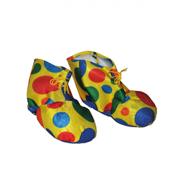 Funny Fashion Clown shoe cover