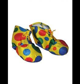 funny fashion/espa Schoenovertrekken clown