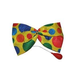 Funny Fashion clownstrik met waterspuit