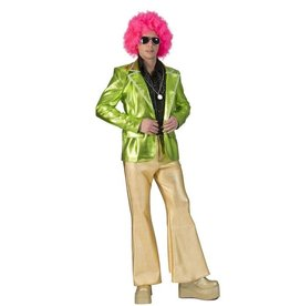 Funny Fashion Disco Fever Jacket Groen