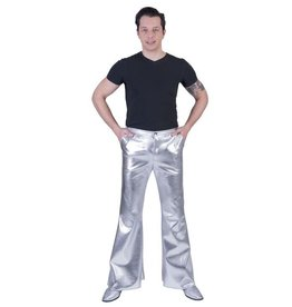 funny fashion/espa Disco Fever Broek Zilver