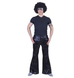 Funny Fashion Disco Fever broek zwart