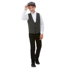 Smiffys 20s Gangster Boy Kit OneSize