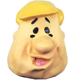 Barney Latex masker