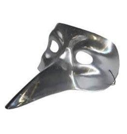 lange neus zilver