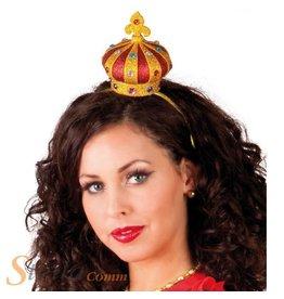 diadeem met kroon