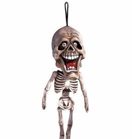 hanging skeleton geraamte skelet