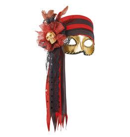 boland Oogmasker venice donna pirata