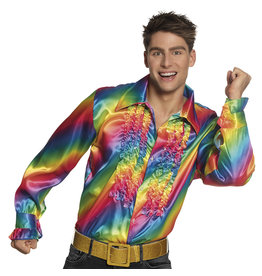 boland Party shirt Rainbow