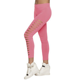 Legging roos M stretch