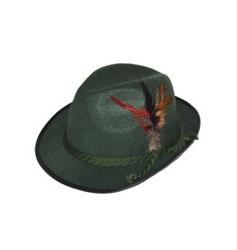 funny fashion/espa Hoed Kufstein Tiroler groen