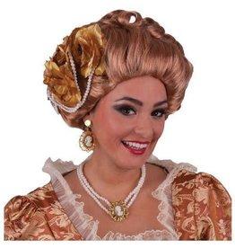 funny fashion/espa pruik Marie Antoinette