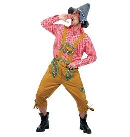 Funny Fashion Alpine Yodeler Tirolerbroek