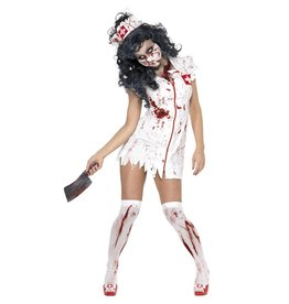 Smiffys Zombie Nurse