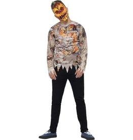 Smiffys Poison Pumpkin Costume