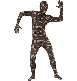 Second Skin camouflage