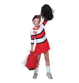 Funny Fashion Cheerleader