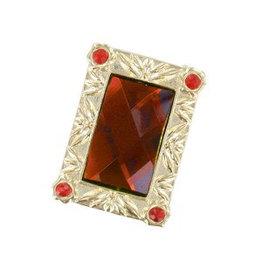 Luxe ring rechthoekig