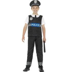 Smiffys Cop Costume