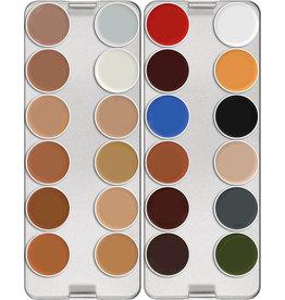 supracolor palet N 24 kleuren