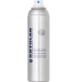 kryolan Haarspray glitter silver
