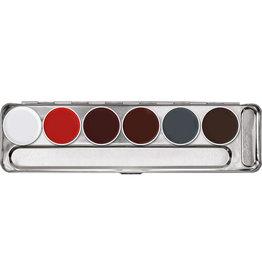 Supracolor palet S 6 kleuren