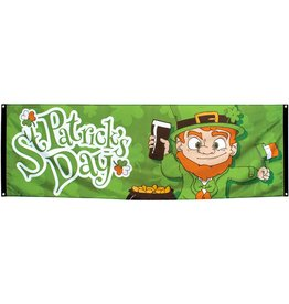 boland Banner st. Patrick's Day (2m20 x 74cm)