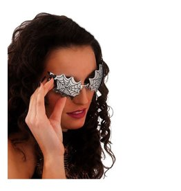 Carnival toys Spinnenweb bril