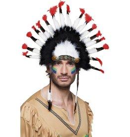 boland indiaan hoofdtooi