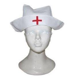 funny fashion/espa Verpleegster kapje nurse