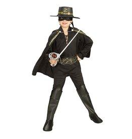 Zorro set 5-7 jaar