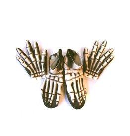 skelet handen + voeten