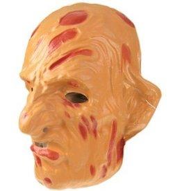 scheepers Freddy Kruger masker plastiek