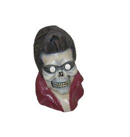 Funny Fashion Latex mask dead Elvis