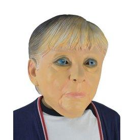 Funny Fashion Angela Merkel rubber masker