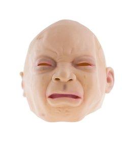 Funny Fashion latex masker baby
