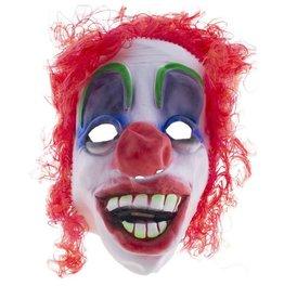 funny fashion/espa Clown met haar