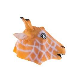 Funny Fashion latex masker giraf