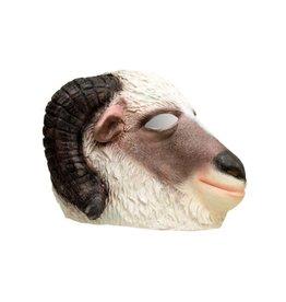 funny fashion/espa Ram masker rubber