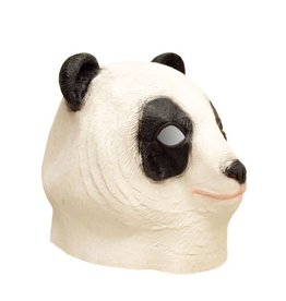 funny fashion/espa latex masker panda
