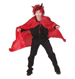 funny fashion/espa Red Cape one size