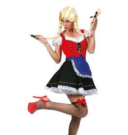 Funny Fashion Brauhaus Babe Tirol dame
