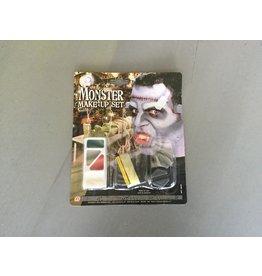 monster/witch make up set